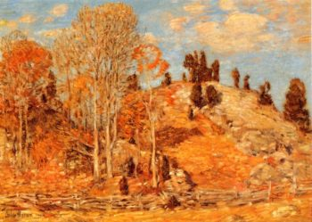 The Cedar Lot, Old Lyme Frederick Childe Hassam