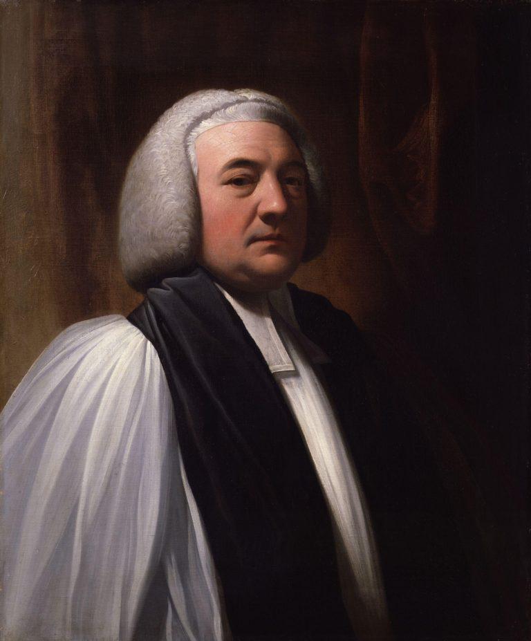 William Markham | Benjamin West | oil painting