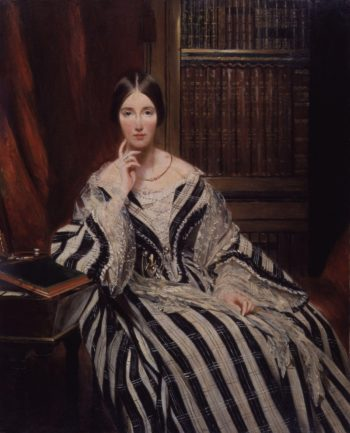 Angela Georgina Burdett Coutts Baroness Burdett Coutts | Unknown Artist | oil painting