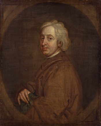 John Dryden | Sir Godfrey Kneller | oil painting