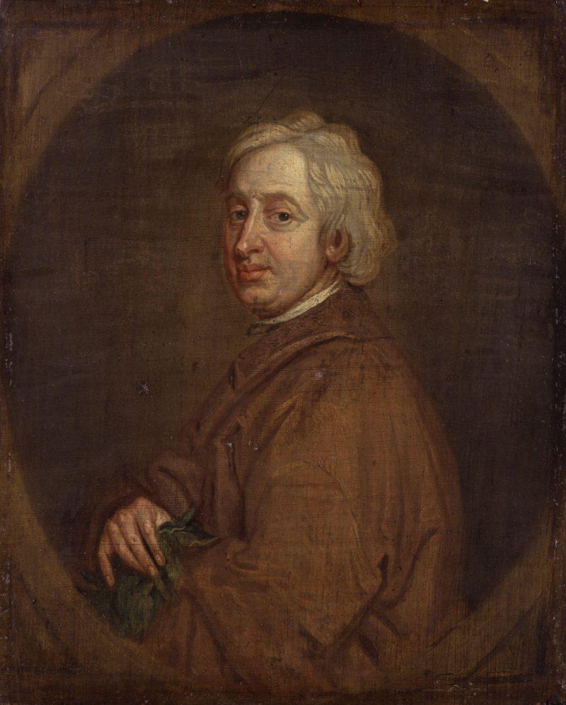 John Dryden | Sir Godfrey Kneller | oil painting