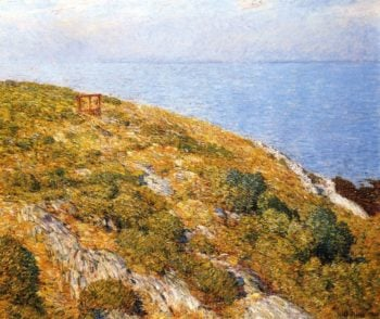 Islea of Shoals4 | Frederick Childe Hassam | oil painting