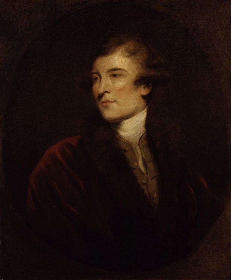 Caleb Whitefoord | Sir Joshua Reynolds | oil painting