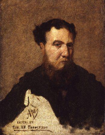Carlo Pellegrini | Sir Henry Thompson | oil painting