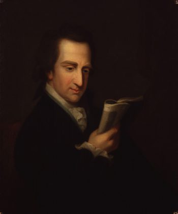William Roscoe   John Williamson   oil painting