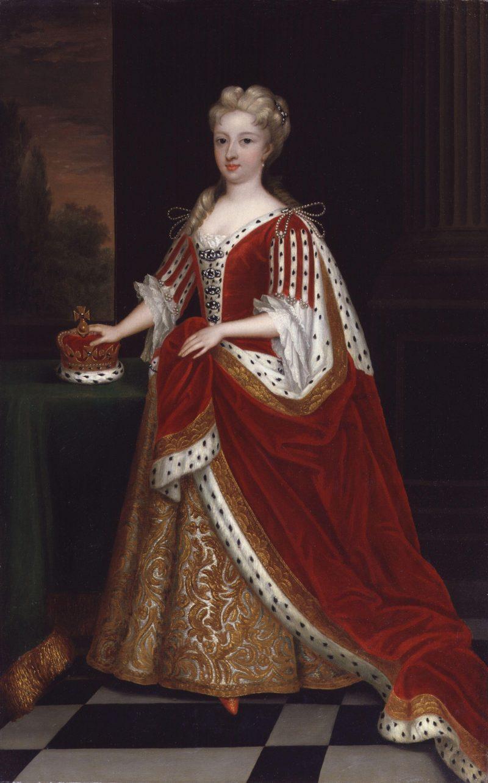 Caroline Wilhelmina of Brandenburg Ansbach | Sir Godfrey Kneller | oil painting