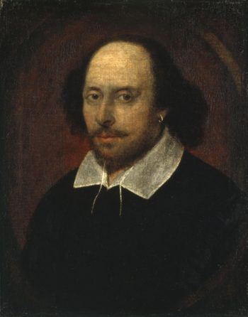 William Shakespeare | John Taylor | oil painting