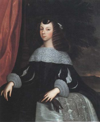 Catherine of Braganza | Unknown Artist | oil painting