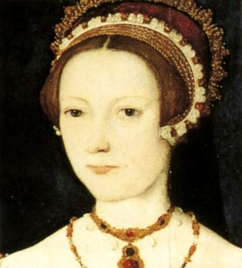 Catherine Parr attributed to Master John | Unknown Artist | oil painting