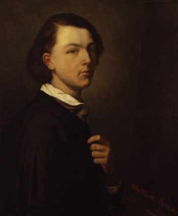 William Strutt | William Strutt | oil painting