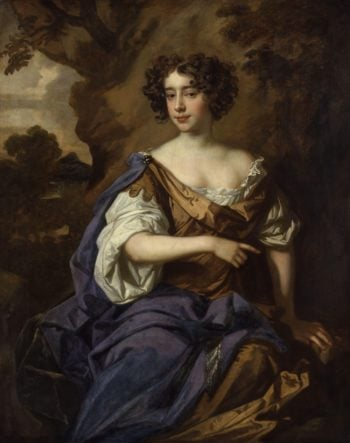 Catherine Sedley Countess of Dorchester | Sir Peter Lely | oil painting