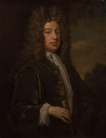 William Walsh | Sir Godfrey Kneller | oil painting