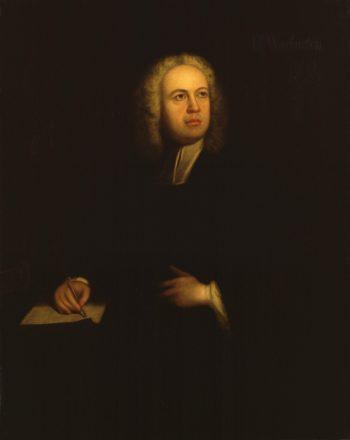 William Warburton   Charles Philips   oil painting