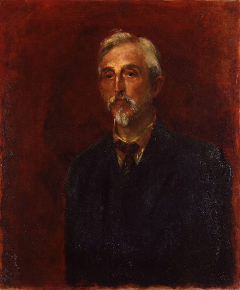 Charles Booth | George Frederic Watts | oil painting