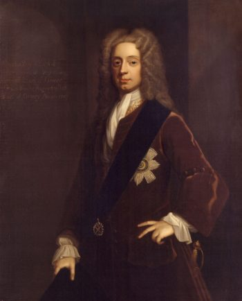 Charles Boyle 4th Earl of Orrery | Charles Jervas | oil painting