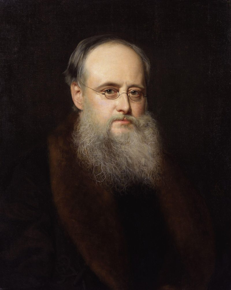 William Wilkie Collins | Rudolph Lehmann | oil painting