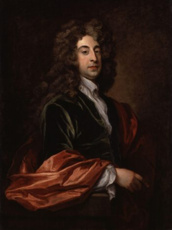 Charles Dartiquenave | Sir Godfrey Kneller 2 | oil painting