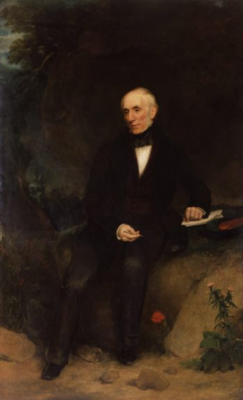 William Wordsworth | Henry William Pickersgill | oil painting