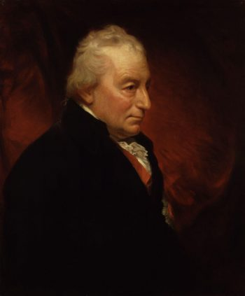 John Jervis Earl of St Vincent | Sir William Beechey | oil painting