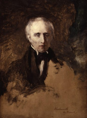 William Wordsworth | Sir William Boxall | oil painting