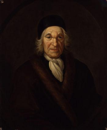 Charles de Marquetel de Saint Evremond | Jacques Parmentier | oil painting