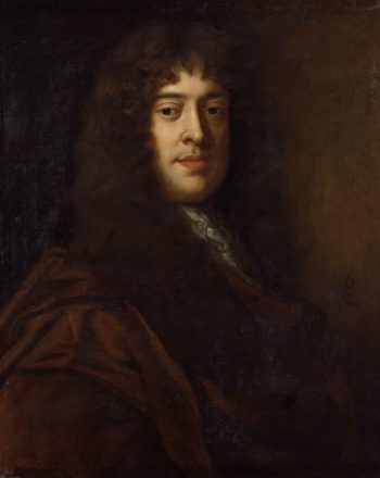 William Wycherley | Sir Peter Lely | oil painting