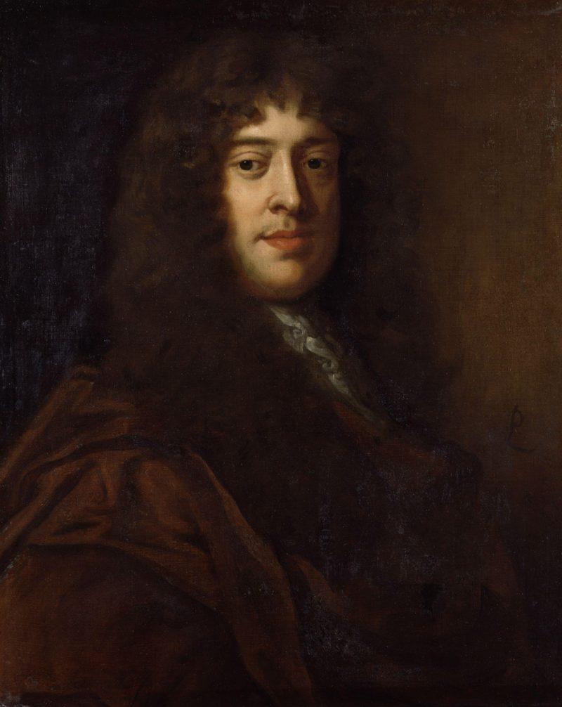 William Wycherley   Sir Peter Lely   oil painting
