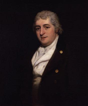 Charles Dibdin | Thomas Phillips | oil painting