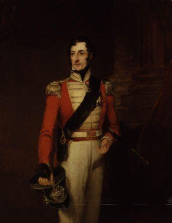 Charles Gordon Lennox 5th Duke of Richmond and Lennox | William Salter | oil painting