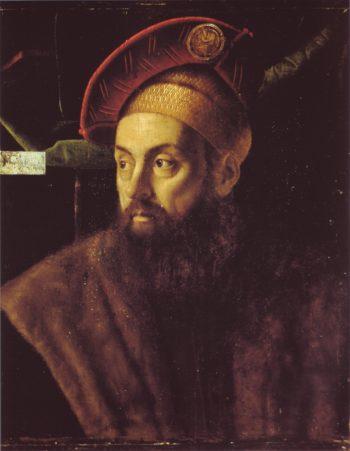 Ritratto Di Gentiluomo | Bartolomeo Veneto | oil painting