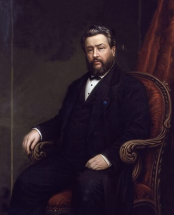 Charles Haddon Spurgeon | Alexander Melville | oil painting