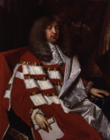 John Maitland Duke of Lauderdale | Jacob Huysmans | oil painting