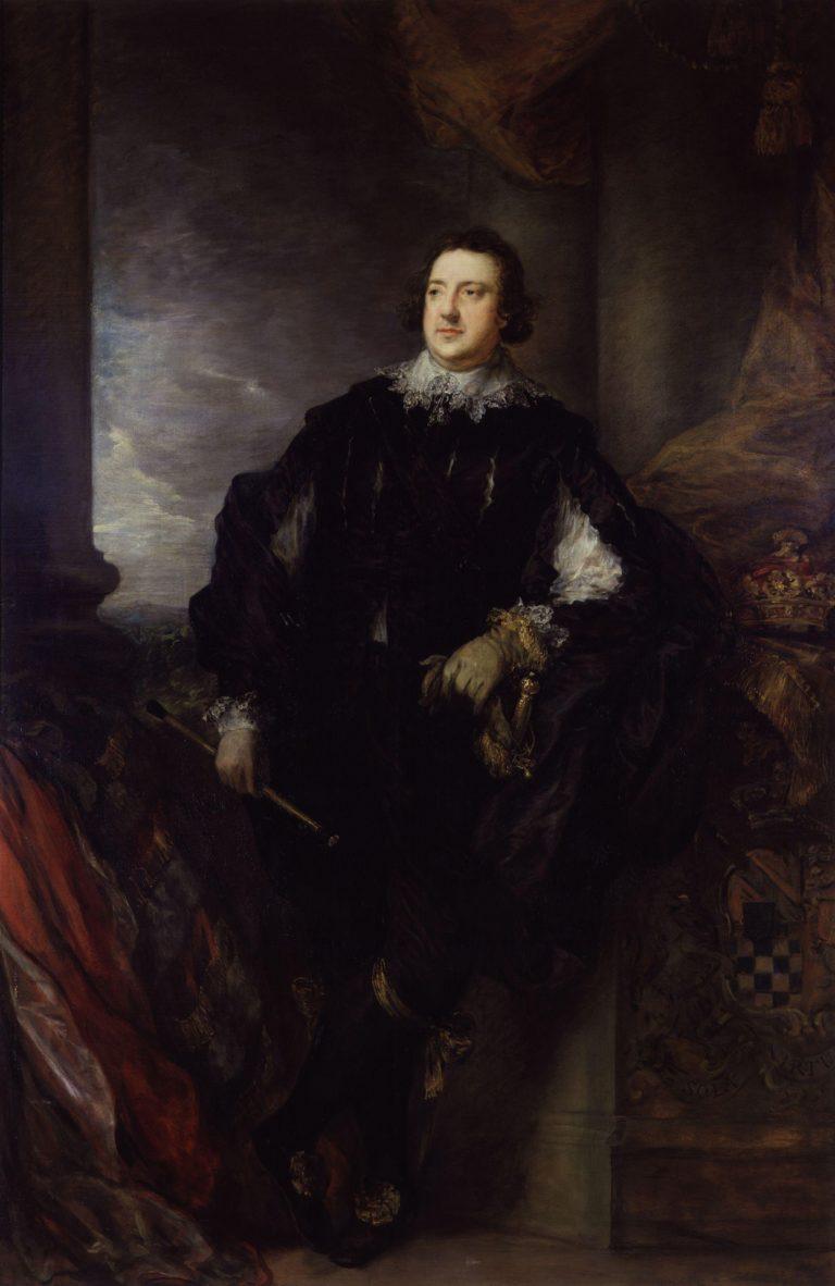 Charles Howard 11th Duke of Norfolk | Thomas Gainsborough | oil painting
