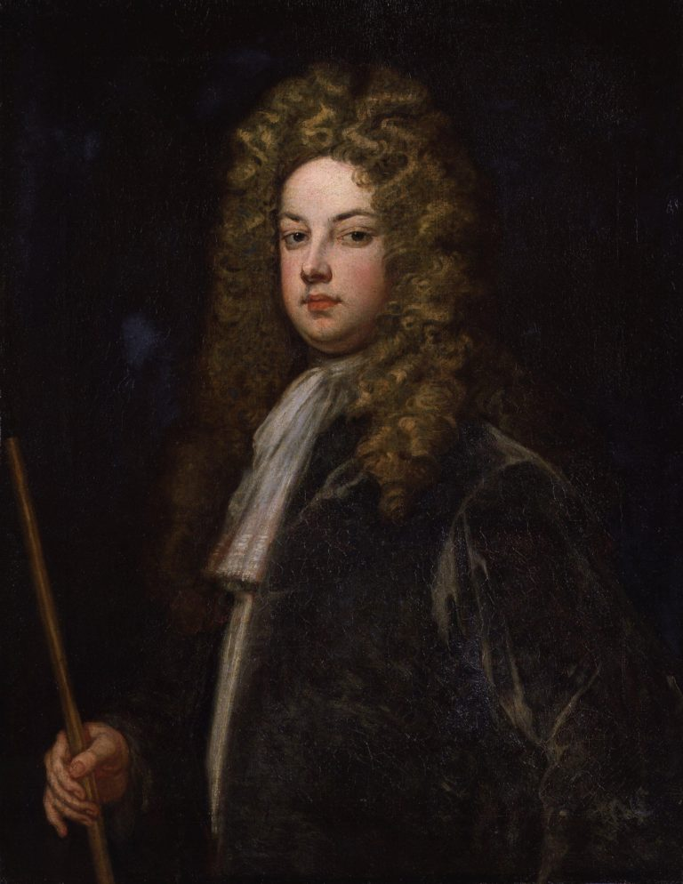 Charles Howard 3rd Earl of Carlisle   Sir Godfrey Kneller   oil painting
