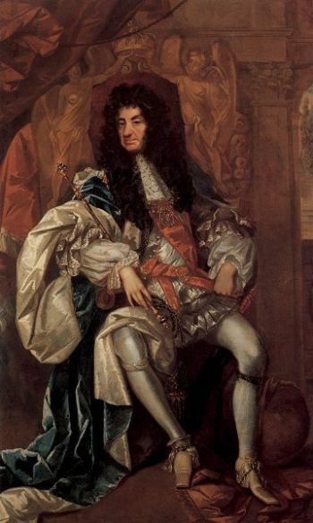 Charles II 1680 | Thomas Hawker.jpeg | oil painting