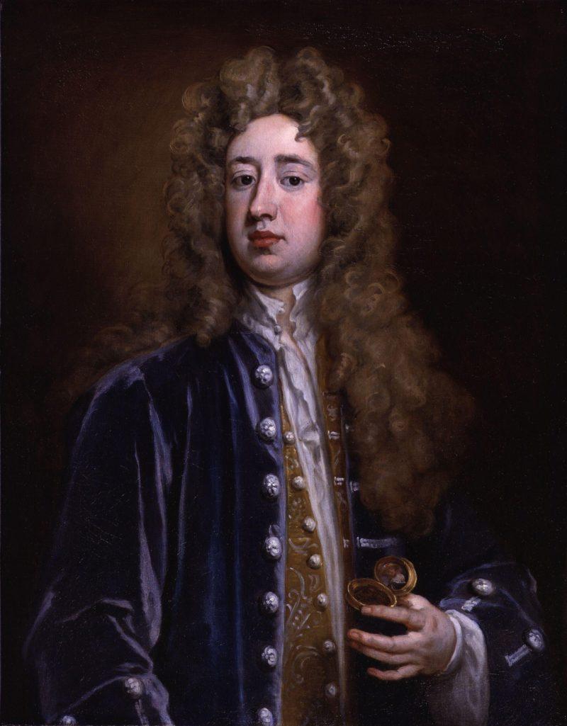 Charles Mohun 4th Baron Mohun | Sir Godfrey Kneller | oil painting