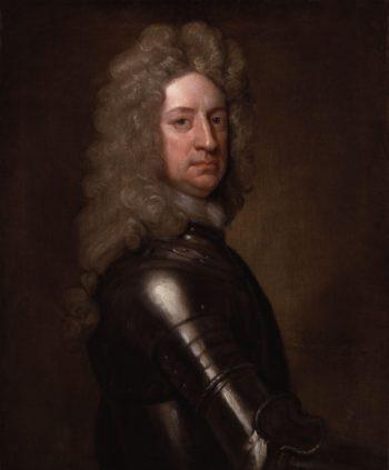Charles Mordaunt 3rd Earl of Peterborough | Sir Godfrey Kneller | oil painting
