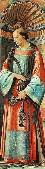 Wga Ghirlandaio St Stephen | Domenico Ghirlandaio | oil painting