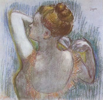 Tanzerin | Edgar Degas | oil painting