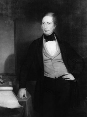 Charles Sturt   John Michael Crossland   oil painting