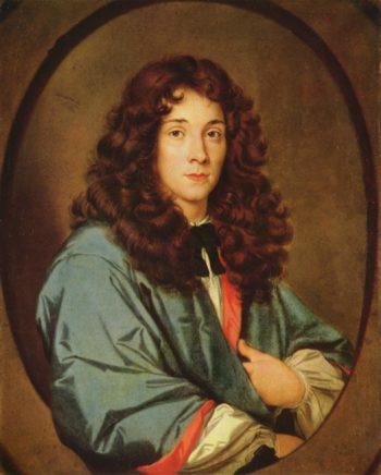 Portrat eines jungen Mannes | Franzosischer Meister um 1650 | oil painting