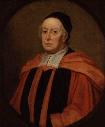 John Wallis | Sir Godfrey Kneller | oil painting
