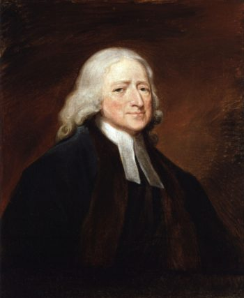 John Wesley | George Romney | oil painting