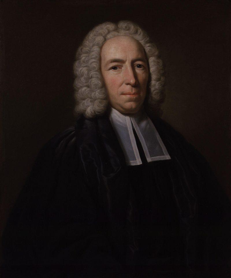 Conyers Middleton   John Giles Eccardt   oil painting