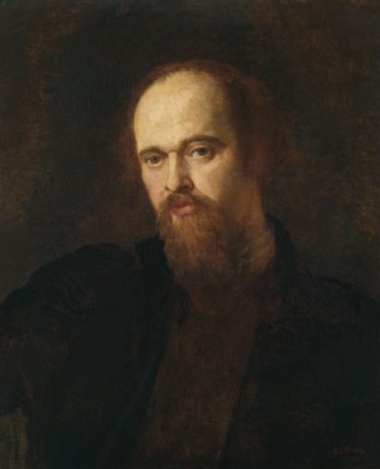Dante Gabriel Rossetti | George Frederic Watts | oil painting