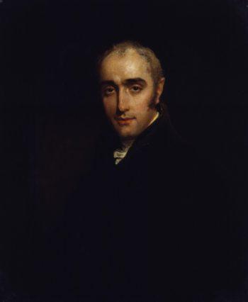 John Wilson Croker | William Owen | oil painting