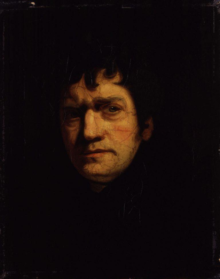 John Wolcot | John Opie | oil painting