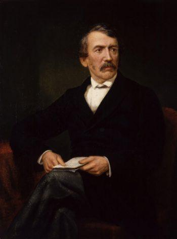 David Livingstone | Frederick Havill | oil painting