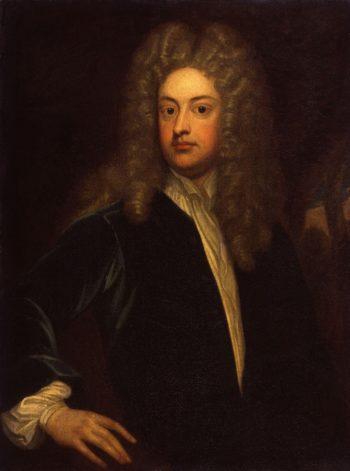Joseph Addison | Sir Godfrey Kneller | oil painting