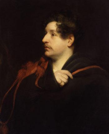 Dixon Denham | Thomas Phillips | oil painting